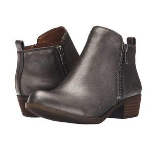 Lucky Brand LK-Basel Bootie in Storm
